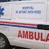 Hospital de Nagua sin ambulancia y con carencia de medicamentos.