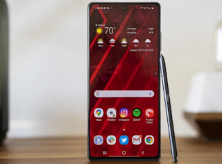 تقول شركة Samsung إنها قد تتخطى Galaxy Note هذا العام