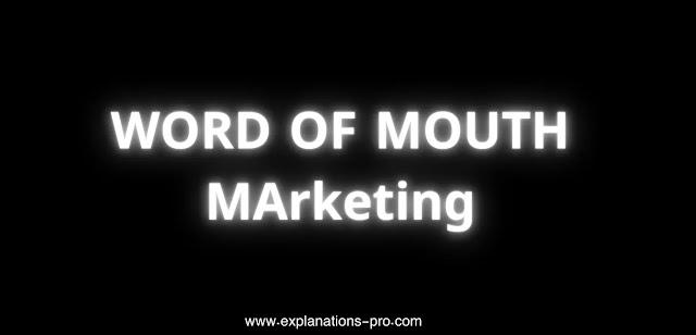 Marketing by praise