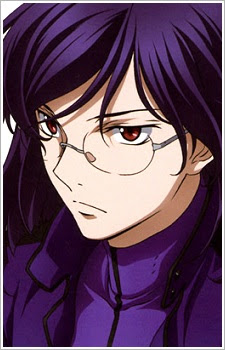 top androgyny character in anime