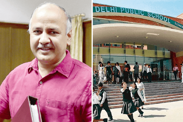 Kejriwal Government To Take Over 449 Private Schools