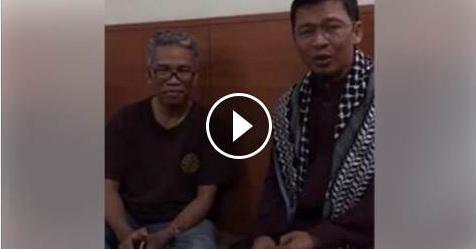 VIDEO: Bertemu Dengan Buni Yani, Aa Gym Sampaikan Pesan Menyejukkan, Begini Isinya
