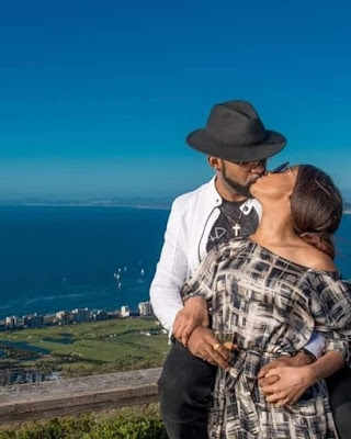 """""""Your love is one I've never seen before Actress, Adesua pens down heart melting message to her husband Banky W"""