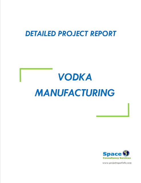 Project Report on Vodka Manufacturing
