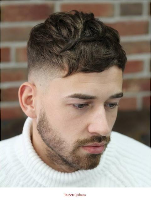 Rambut Pendek Pria