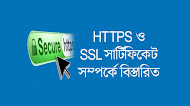 HTTPS কি? SSL সার্টিফিকেট কিভাবে কাজ করে?