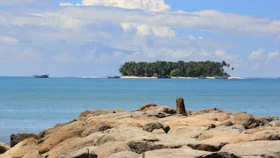 Pulau Tangah, Destinasi Wisata Baru Kota Pariaman