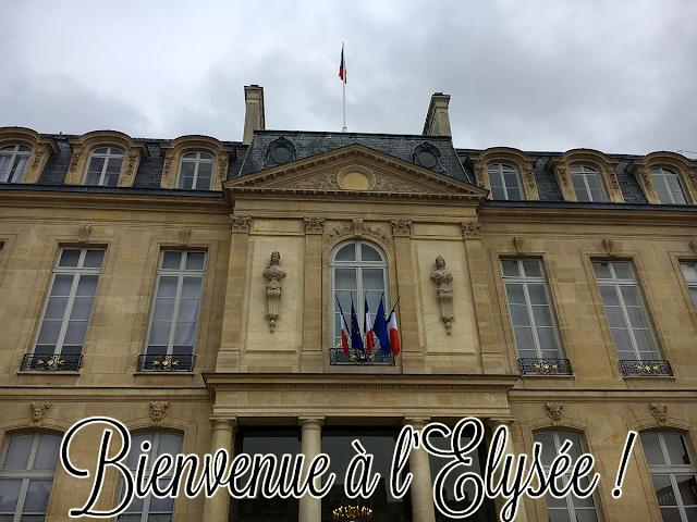 Palais de l'Elysée : Journées Européennes du Patrimoine 2016