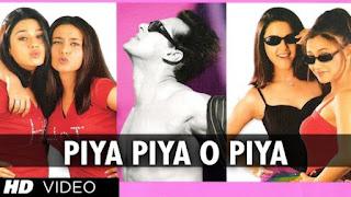 Piya Piya O Piya Lyrics Har Dil Jo Pyar Karega