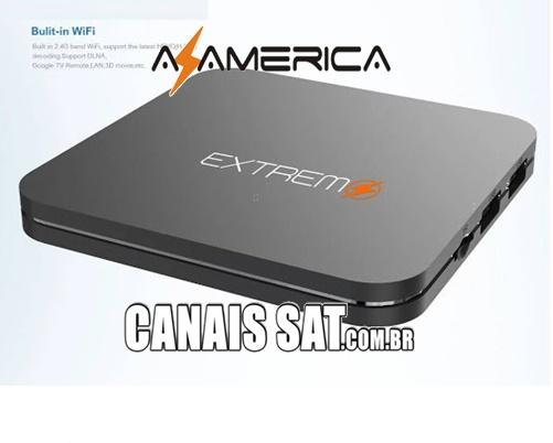 Azamerica Extremo IPTV Primeira Atualização V1.2.26 - 04/03/2021