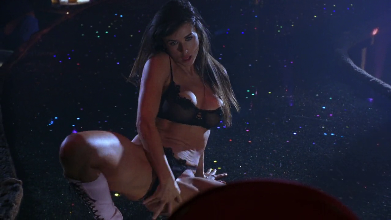 Demi moore strip scene metacafe, idol sex tape