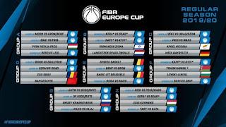 Η κλήρωση του ΑΠΟΕΛ στο FIBA Europe Cup