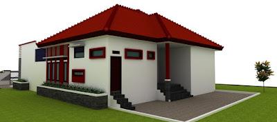 Arsitek Desain Rumah Type 210