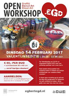 14/2 Valentijnsdag OpenWorkshop.EGD