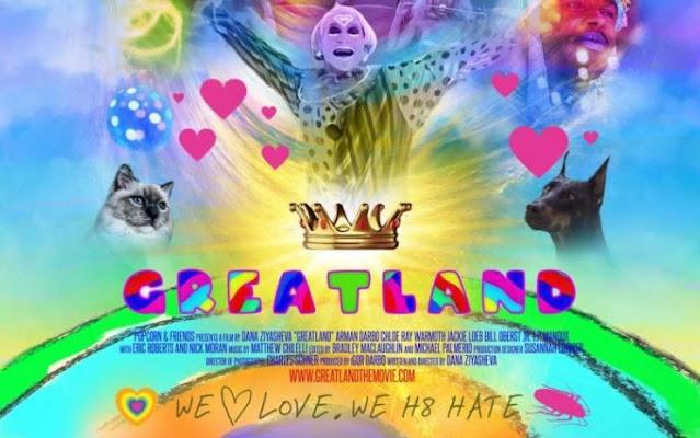'Greatland': El nuevo orden mundial post Covid-19 [Tráiler]