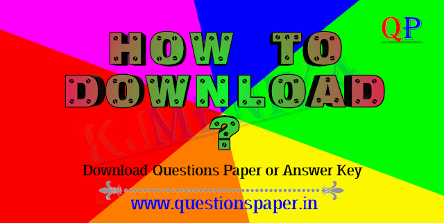 How can I download previous years question papers?