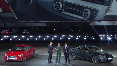 2017 AUDI A5 - S5
