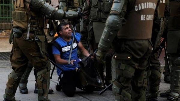 Piñera no descarta volver a decretar estado de emergencia