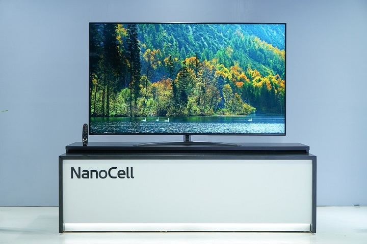 LG Nanocell Real 8K TV