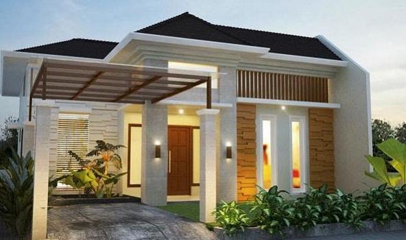 Kumpulan Model Teras Untuk Rumah Minimalis Yang Trend Tahun Ini Homeshabby Com Design Home Plans Home Decorating And Interior Design