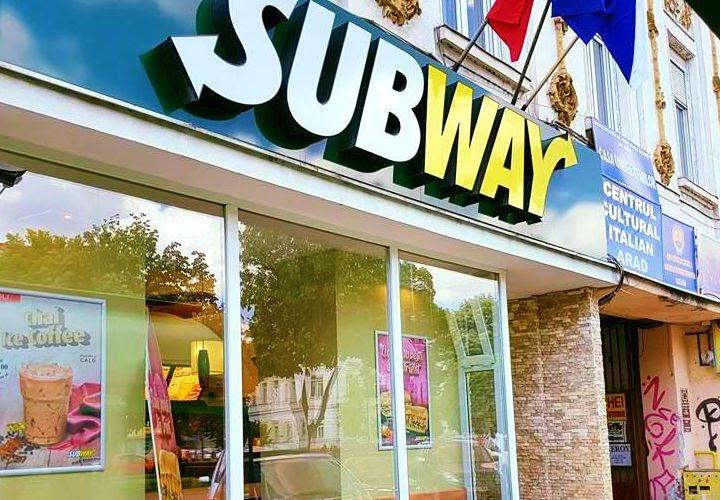 Fast Food Subway Arad