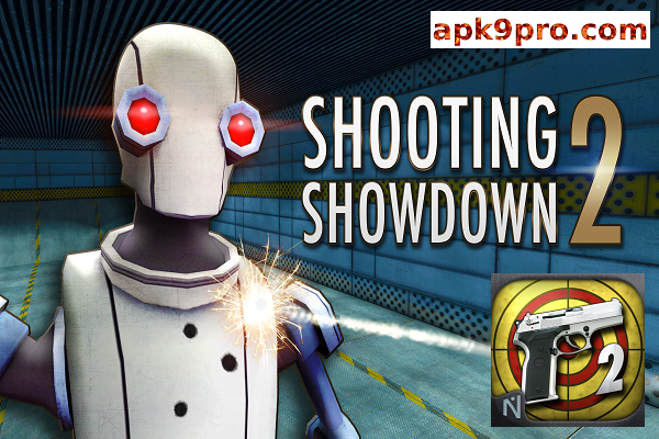 Shooting Showdown 2 v1.8.3 Apk + Mod (File size 68 MB) for android
