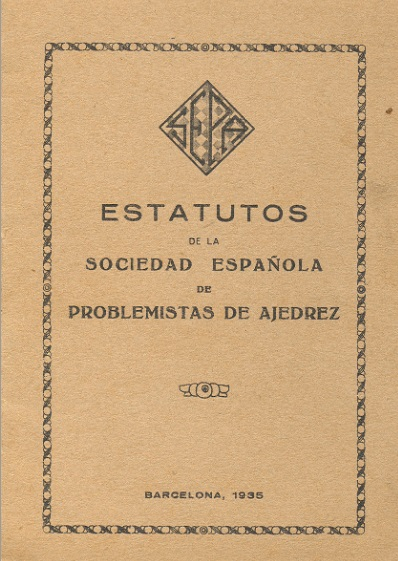 Primeros estatutos de la SEPA