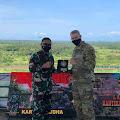 Dankodiklatad terima kunjungan Wadanjen USARPAC di Puslatpur