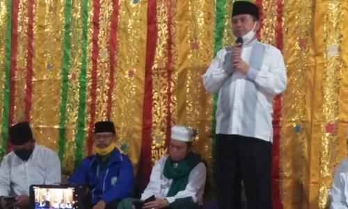 Kemenag Padang Hadiri Silaturahmi Dakwah Ketasaufan dan Kesufian