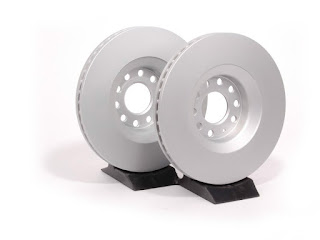09.R104.11 Disc Brake Rotor Premium Uv Coated Oe Replacement