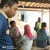 Bhabinkamtibmas Desa Popo Bersama Babinsa Sambangi Pemukiman Warga, Ini Tujuannya