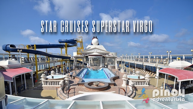 Star Cruises SuperStar Virgo Pinoy Adventurista MAnila to Japan and Taiwan