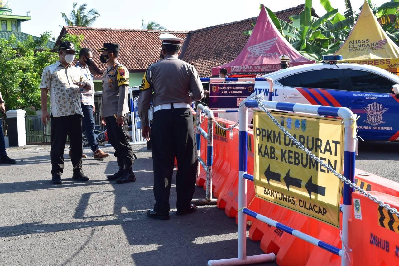 Penyekatan Jalan Bakal Diperlebar Sampai Gombong