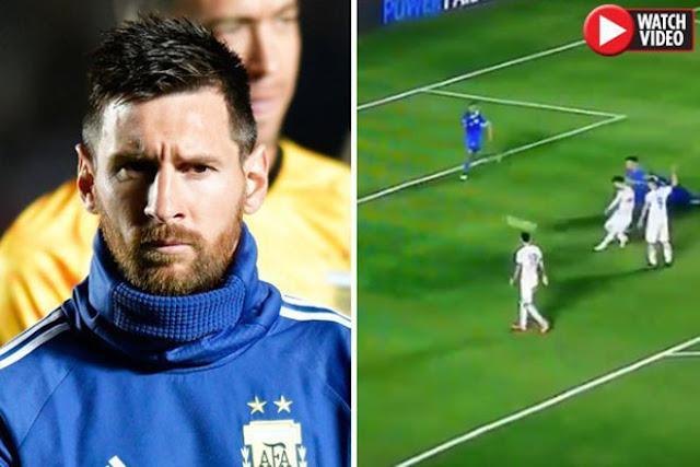 Tin HOT bóng đá sáng 9/6: Messi lập siêu phẩm vẫn bị chê