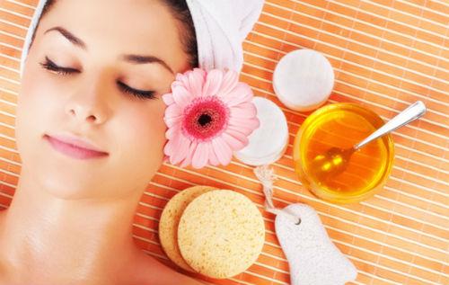 ingredientes naturales de belleza acne rosacea