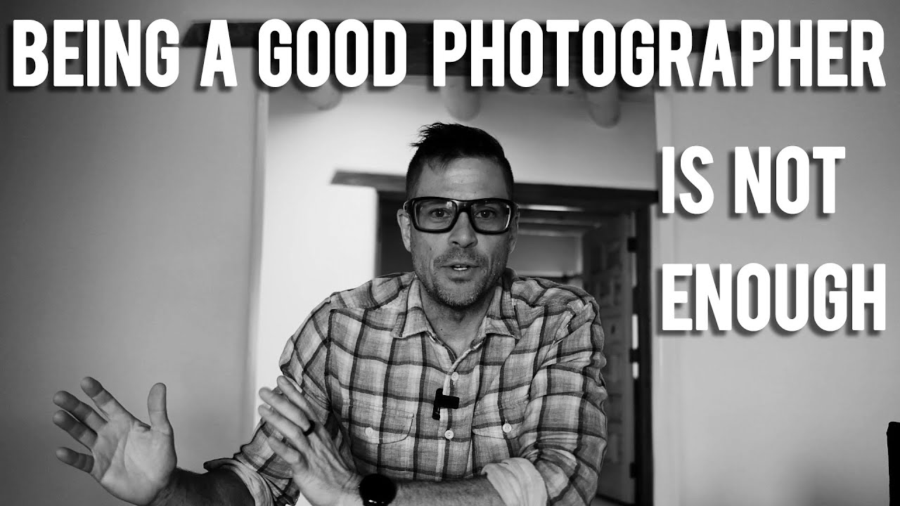 What You NEED to Become A Better Photographer by Dan Milnor