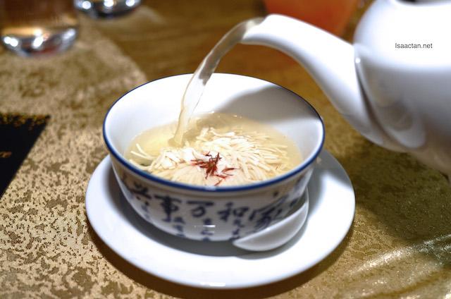 Flower Taufoo Soup