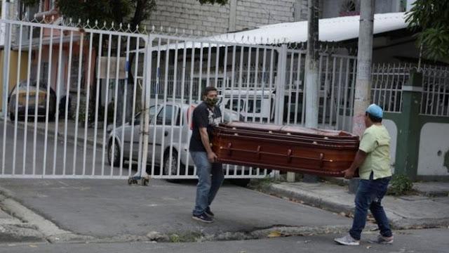 278 muertos por covid 19 en Colombia, 6 mil 207 contagiados