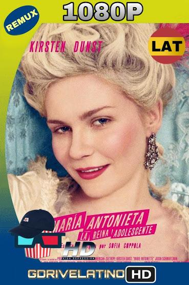 María Antonieta (2006) BDRemux 1080p Latino-Ingles MKV