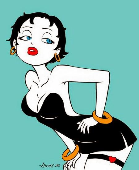 5 Karakter Animasi Wanita yang Super Hot 5 Karakter Animasi Wanita yang Super Hot 37