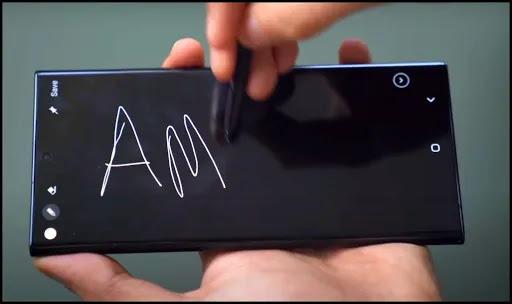Samsung Galaxy Note 20 Ultra - SPen