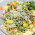Spicy thai mango salad