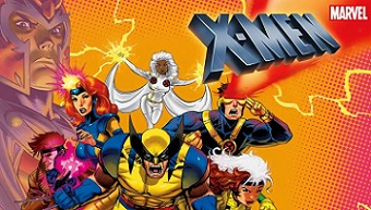 X Men  Serie Animada Temporada 02 Audio Latino