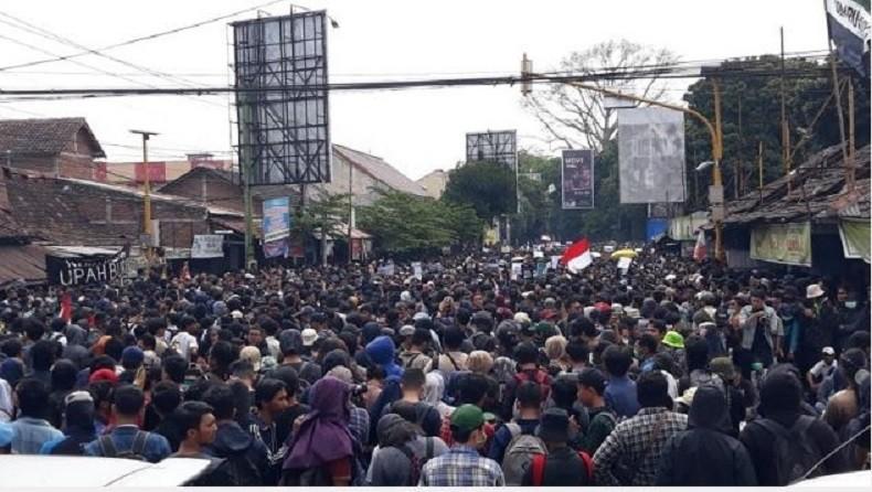 Gejayan Memanggil, Aliansi Rakyat Bergerak Bakal Kembali Demo Senin Besok