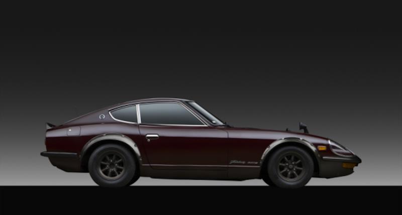 Nissan mang thiết kế quá khứ vào dòng Fairlady 480Z 2022