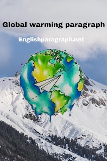 Search results for : Global warming paragraph