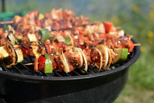 grill picnic summer