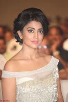 Shriya Saran in Stunning White Off Shoulder Gown at Nakshatram music launch ~  Exclusive (77).JPG