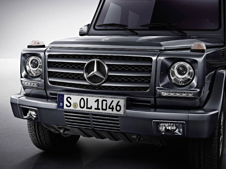 2013 Mercedes Benz G Class Normal Resolution HD Wallpaper