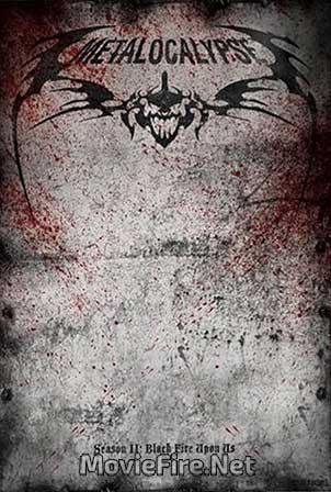 Metalocalypse Season 2 (2007)